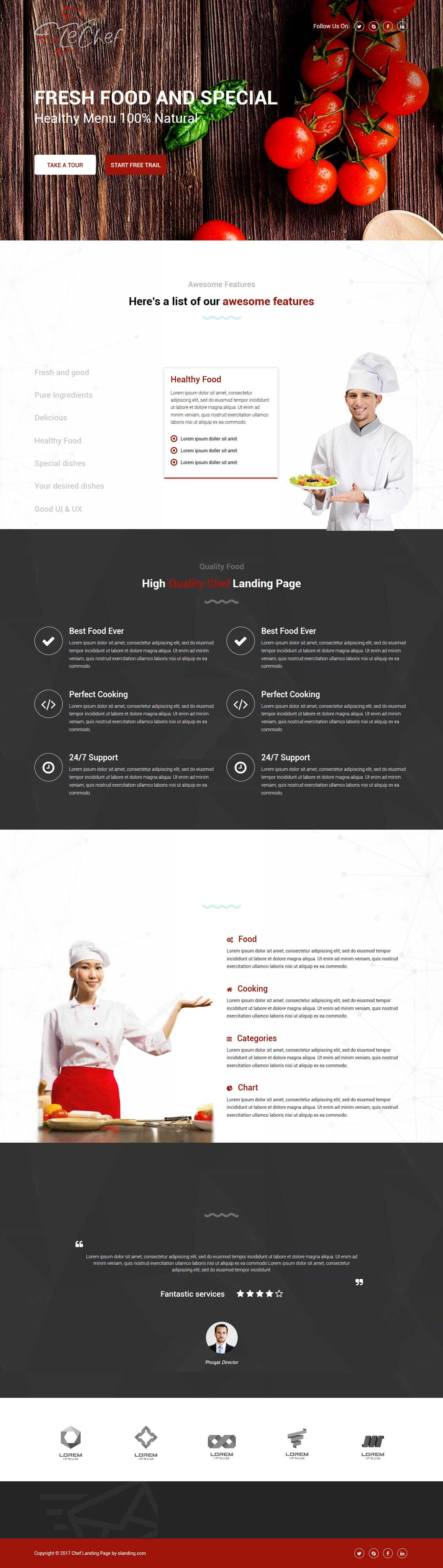Best Adwords PPC Landing Pages Design Templates of 2018