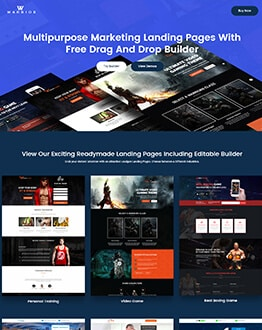 Fully Responsive Landing Page Templates & Squeeze Pages Pack