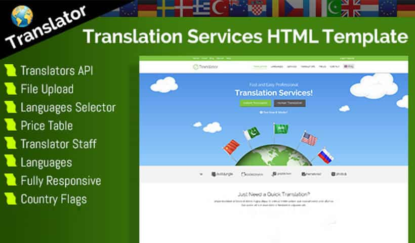 choose language html template - 28 images - templates user ...