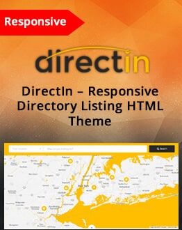 Classified Ads Listing, Directory, Realty, Property HTML Template