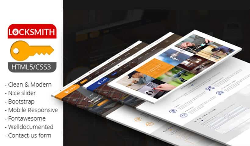 Handyman & Service Provider Business Website Template