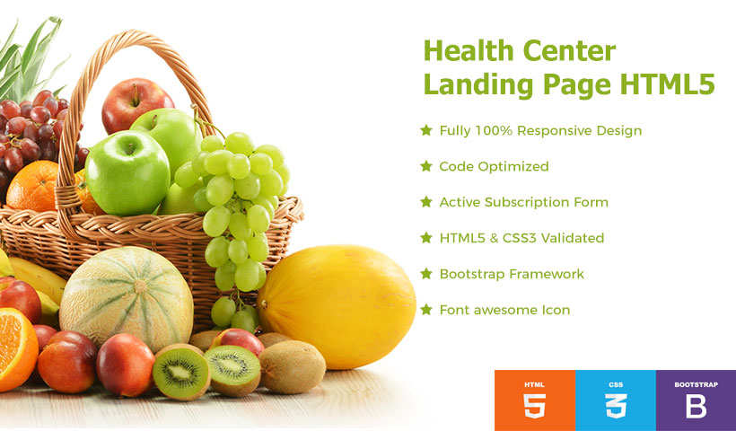best weight loss landing page