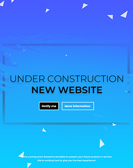 Construction ComingSoon Template