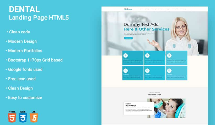 Dental WP Theme